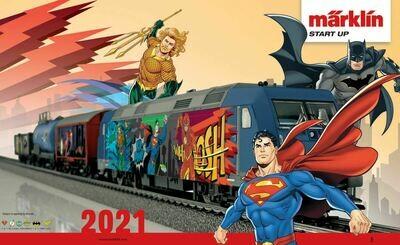 2021 Märklin Start Up nuevos articulos ingles