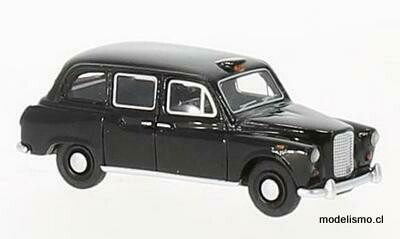 BoS 87400 Austin FX4 London Taxi Negro, 1975, Resina, 1:87