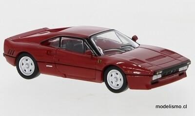 PCX87 870040 Ferrari 288 GTO rojo, 1984, 1:87