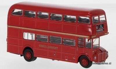 Brekina 61100 AEC Routemaster Bus 1960, London Transport, 1:87