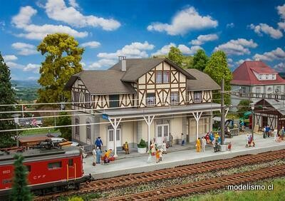 CH Faller 190104 Estación Beinwil
