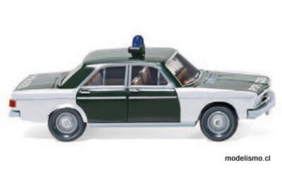 Reserva anticipada Wiking 86432 Audi 100 Polizei (D), 1:87