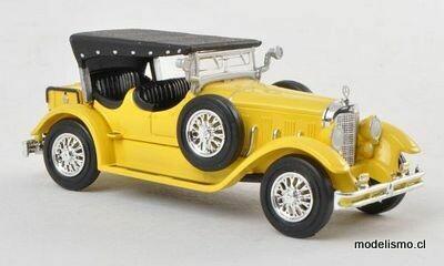Reserva anticipada Ricko 38478 Mercedes 630K amarillo, 1927, 1:87