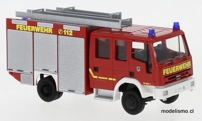 Rietze 68315 Magirus Eurofire cuerpo de bomberos Göppingen, 1:87