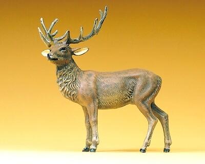 Preiser 1:25 47700 Ciervo de pie