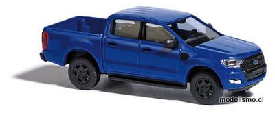 Busch H0 52803 Ford Ranger azul