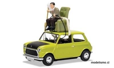 Corgi 82114 Mini, RHD, Mr.Bean Do-It-Yourself 1:36