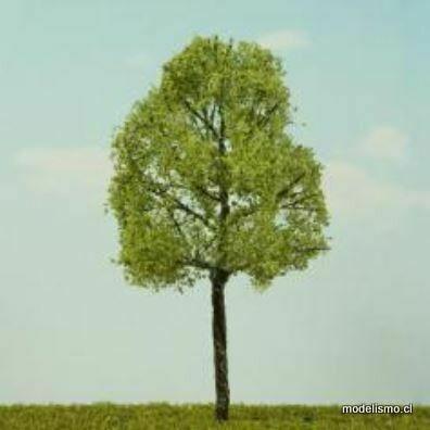 Árbol, 10 piezas, 10 cm de altura