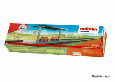 "Märklin 72200 my world Kit de construcción ""Andén"""