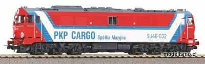Piko 52866 H0 Locomotora diésel SU46 PKP Cargo VI