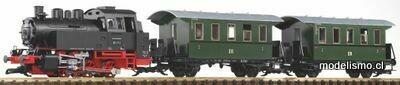 Piko 37125 G Juego de arranque para tren de pasajeros Clase G 80 (incluye sonido + vapor)