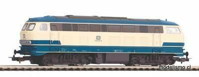 Reserva anticipada Piko 57906 H0 Locomotora diésel BR 218 DB IV