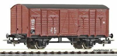 Piko H0 57709 Vagón de mercancías cubierto G29 DB III