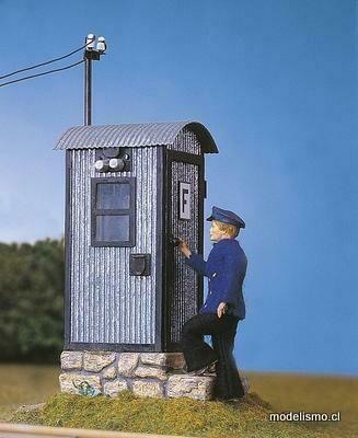 Pola G 330916 Cabina de teléfono de seguimiento