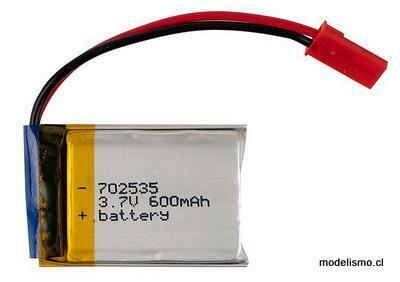 Reserva aniticipada Faller 180713 Batería de polímero de litio 600 mAh