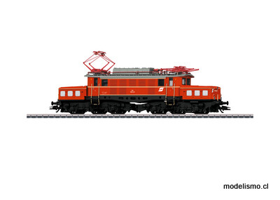 Märklin H0 37249 Locomotora eléctrica de la serie 1020