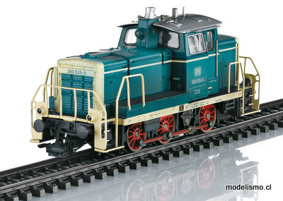 Märklin H0 39690 Locomotora diésel de la serie 260