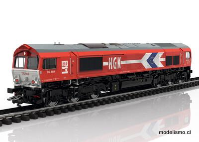 Märklin H0 39060 Locomotora diésel Class 66