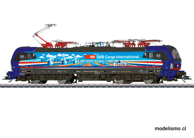 Märklin H0 36160 Locomotora eléctrica de la serie 193