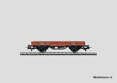 Märklin H0 4423 Vagón de bordes bajos