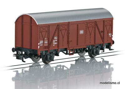 Märklin H0 4410 Vagón de mercancías cubierto