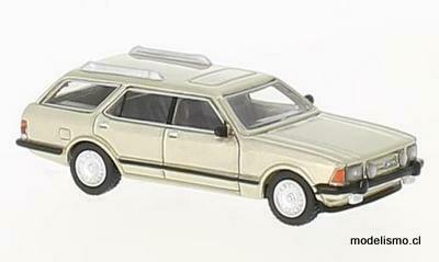 Reserva anticipada BoS 87300 Ford Granada MK II Turnier, beige metálico, 1982 1:87