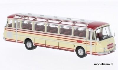 Reserva anticipada Brekina 58204 Setra S12 rojo, beige 1:87