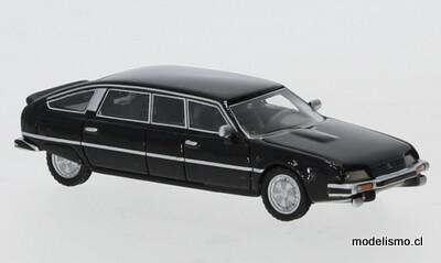BoS 87761 Citroen CX Nilsson, negro, 1985 1:87