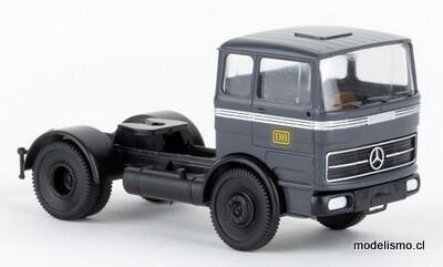 Reserva anticipada Brekina 81056 Mercedes LPS 1620 SZM, DB, 1964 1:87
