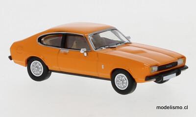 Reserva anticipada PCX 870071 1:87 Ford Capri MK II naranja, 1974