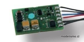 Uhlenbrock 32600 IntelliSound 6 módulo vacía