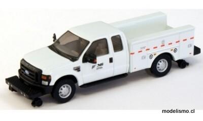 Reserva anticipada RPO538-5228.92 H0 Ford F-350 XLT Super Cab Hi Rail Utility Truck, NS - Norfolk Southern, 2008