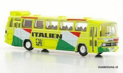 Reserva anticipada Minichamps N 160721 Mercedes O 302. Copa Mundial de la FIFA Italia