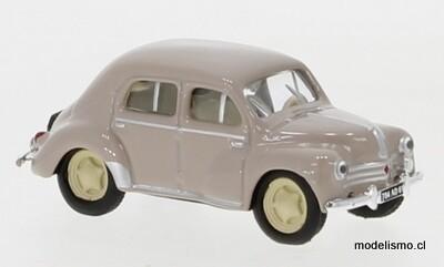 Reserva anticipada Norev H0 513215 Renault 4CV, beige, 1955