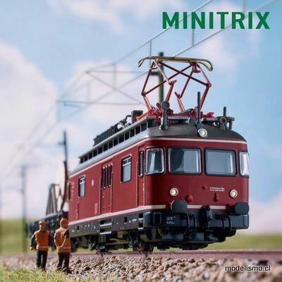 Minitrix New Items 2021