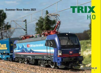 Trix Summer New Items 2021