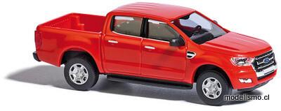 Busch H0 52801 Ford Ranger rojo