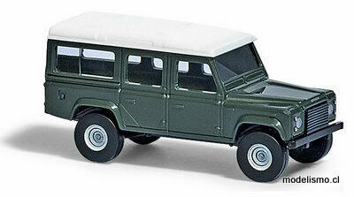 "Reserva anticipada Busch N 8371 Land Rover Defender ""Verde"""