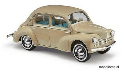 Reserva anticipada Busch H0 46525 Renault 4 CV, beige