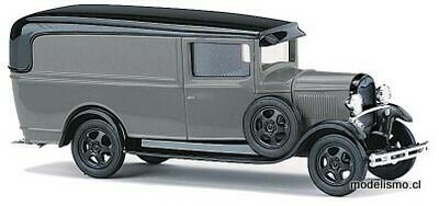 Busch H0 47735 Ford Modelo AA, gris