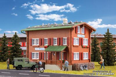 Reserva anticipada Kibri 38031 H0 Casa Ernen