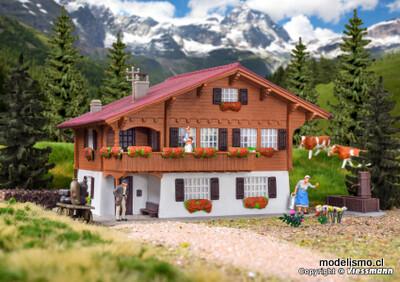 Reserva anticipada Kibri 38805 Chalet H0 en Brienz