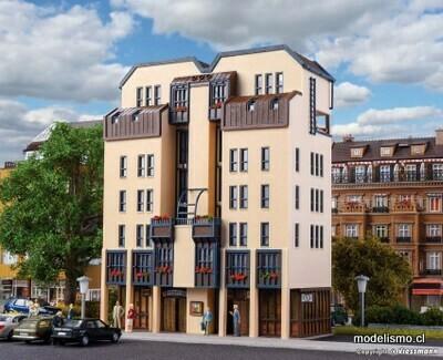 """Reserva anticipada Vollmer 43801 Edificio residencial H0 City """""""