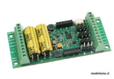 Uhlenbrock 77310 IntelliDrive 2 - Decodificador digital para locomotoras 0, 1 y IIm/G