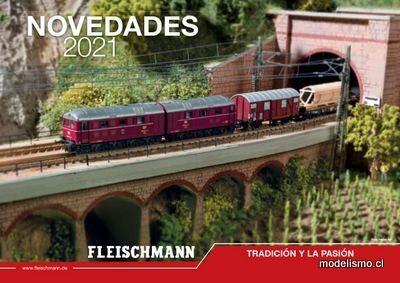 Fleischmann Novedades 2021