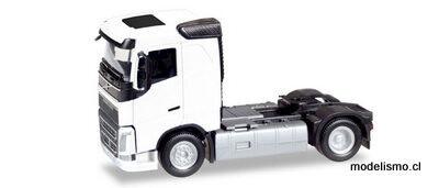 Herpa 308694 Tractor Volvo FH, blanco
