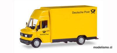 """Reserva anticipada Herpa 94207 Mercedes-Benz 207D Kögel """"Deutsche Post"""""""