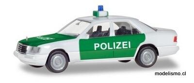 """Herpa 94122 Mercedes-Benz Clase E """"Polizei"""""""