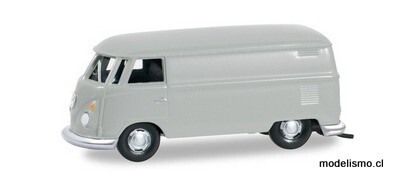 Herpa 90469-003 VW Caja T1, gris claro