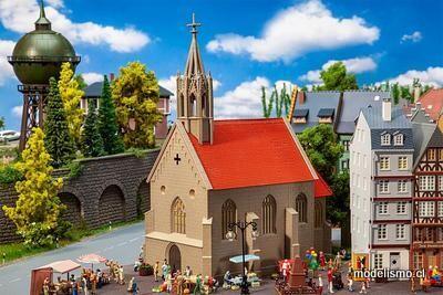 Faller 130680 H0 Iglesia de San Andrés